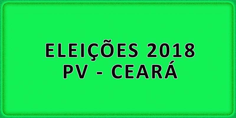 PV-Ceara nas Eleições 2018