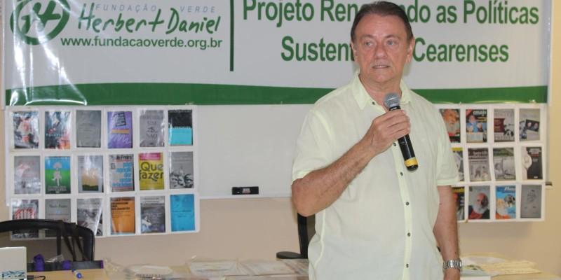 """Fundação Verde Herbert Daniel (FVHD) realiza Seminário """"A arte da comunicação e do diálogo"""