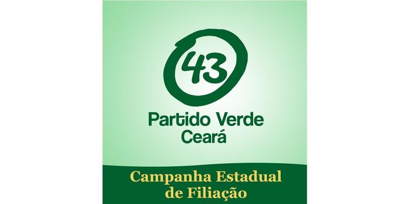 Partido Verde - Ceará inicia campanha estadual de filiação