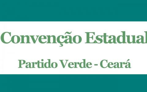 Convenção Estadual do PV Ceará