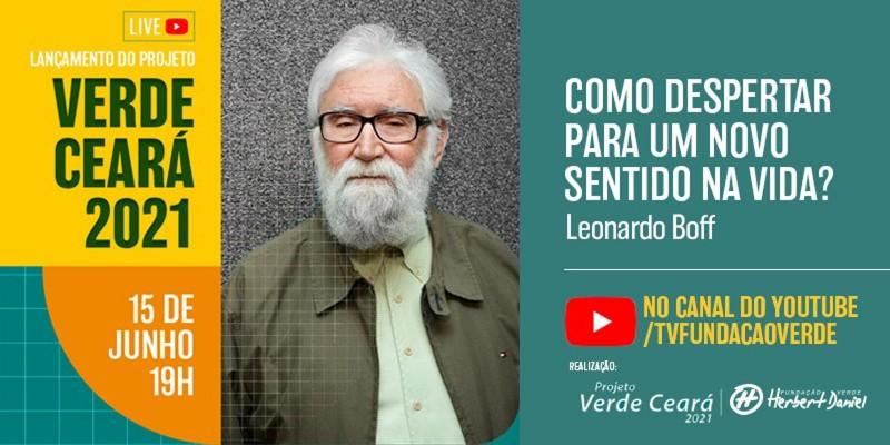 Fundação Verde Herbert Daniel realiza lançamento do Projeto Verde Ceará 2021