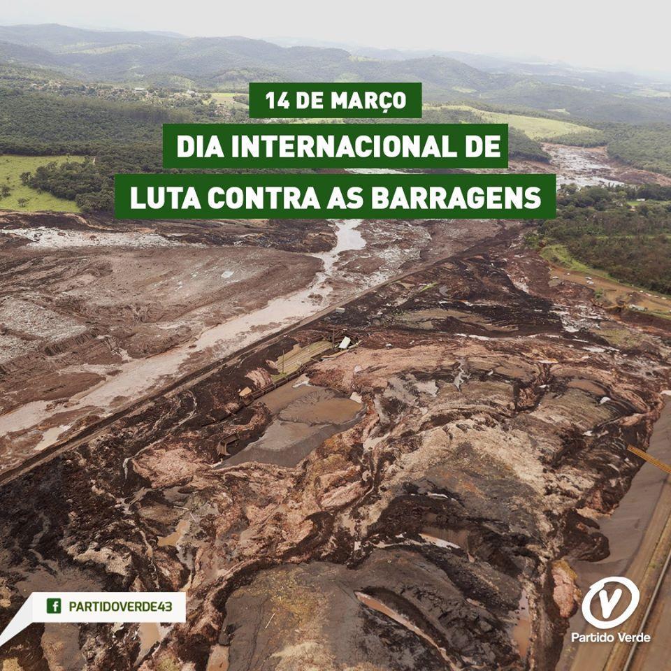 14 de Março: Dia Internacional de Luta Contra as Barragens