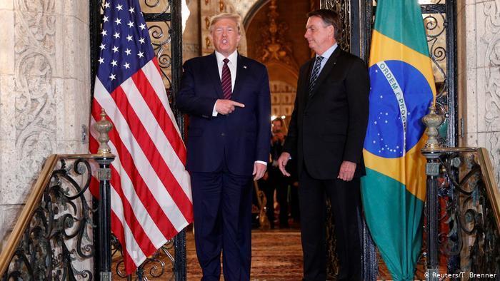 O impacto do acordo militar Brasil-EUA
