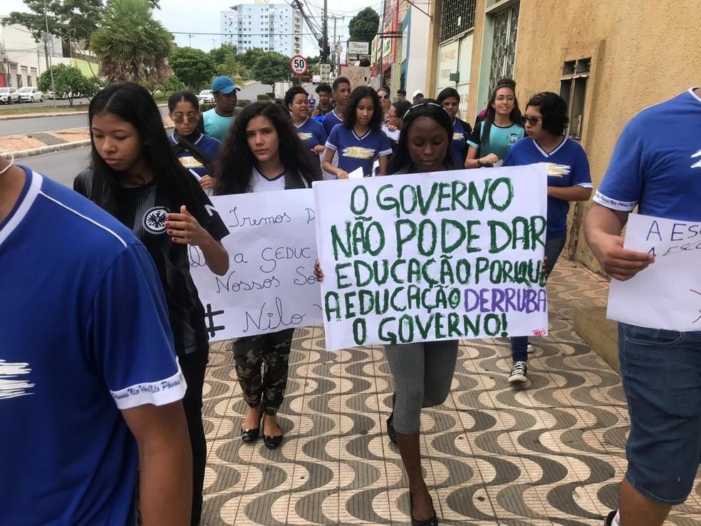 PV protesta contra instalação de mina de carvão em Guaíba/RS
