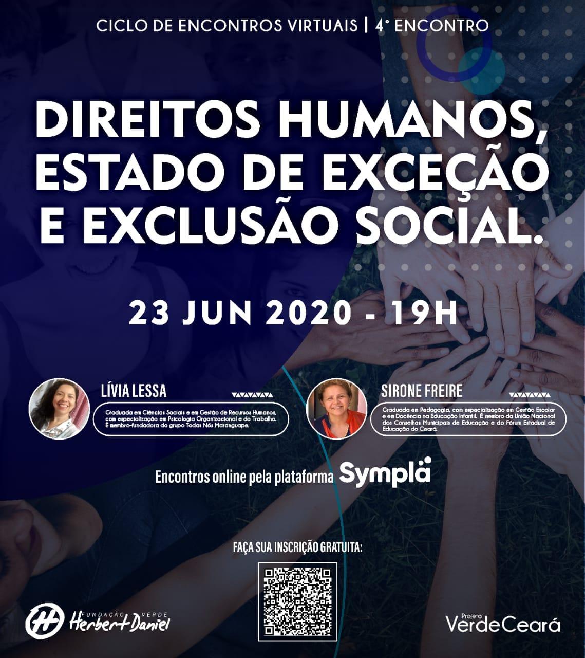 DIREITOS HUMANOS, ESTADO DE EXCEÇÃO E EXCLUSÃO SOCIAL
